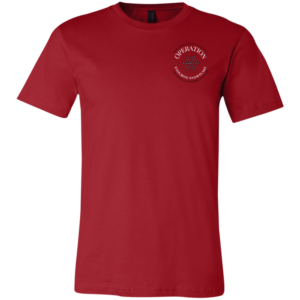 Operation Enduring Snowflake - Unisex Short-Sleeve T-Shirt
