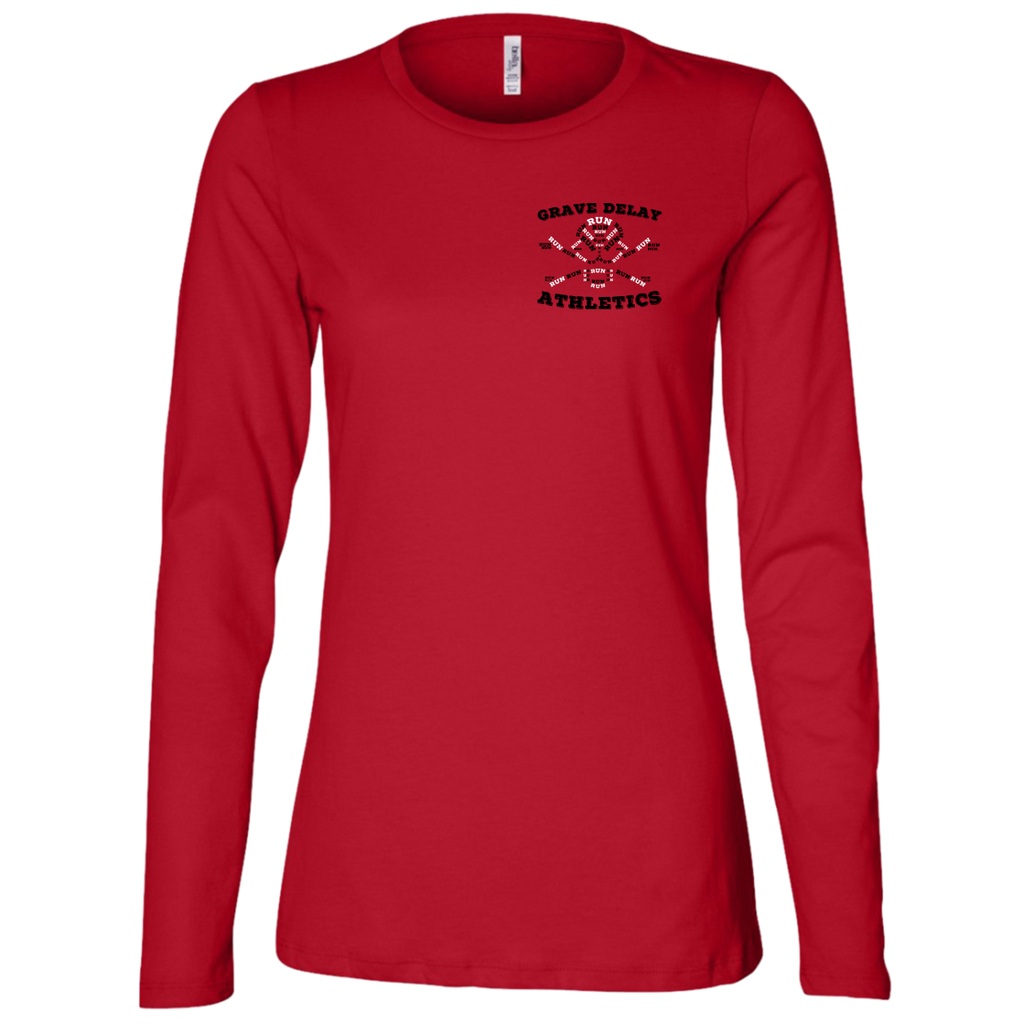 RUN - Ladies' Jersey LS Missy Fit