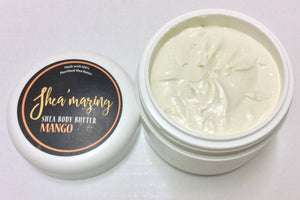 Shea'mazing - Soft Mango Body Butter - 150ml (Medium)