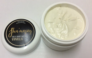 Shea'mazing - Soft Vanilla Body Butter - 150ml (Medium)