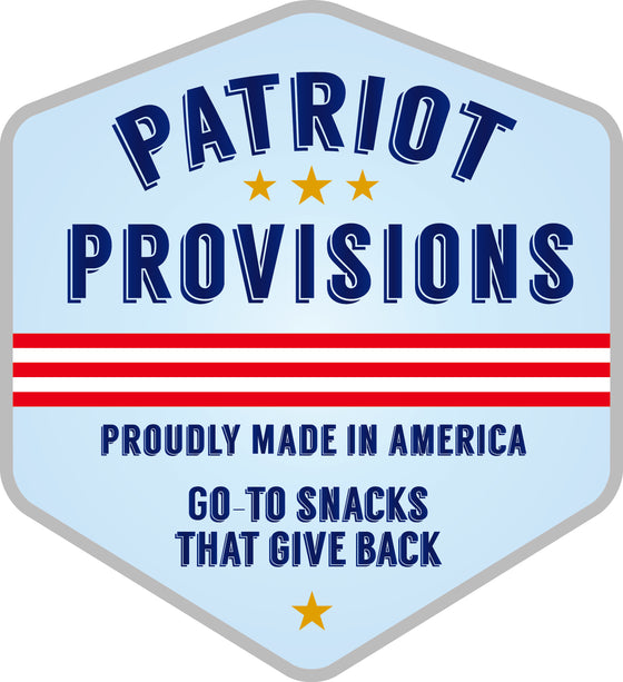 Patriot Provisions Gives Back