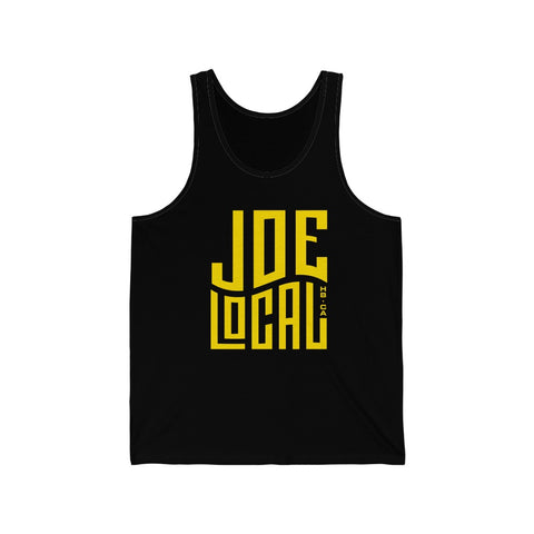 Joe Local Wave Logo Unisex Jersey Tank