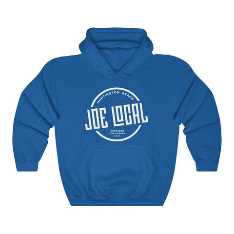 Joe Local Circle Logo Unisex Heavy Blend™ Hooded Sweatshirt