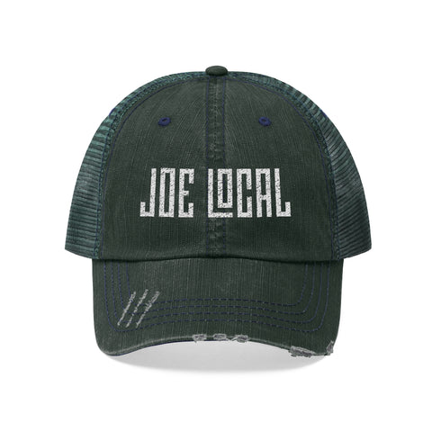 Joe Local Original Logo Unisex Trucker Hat
