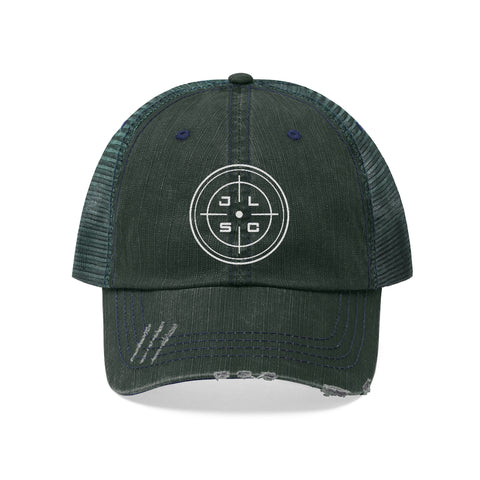 Joe Local Crosshairs Unisex Trucker Hat