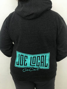 Joe Local SoCal Women's Mid-Weight Hoodie