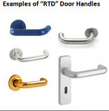 Purehold LEVER - Antimicrobial Door Handle Cover