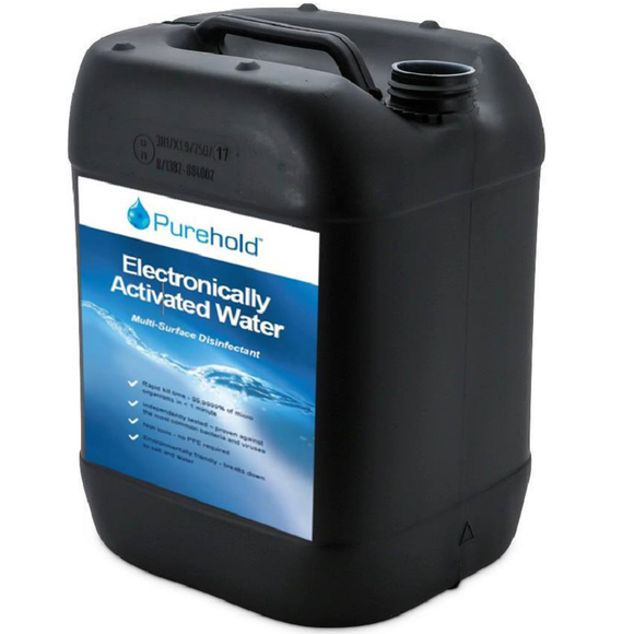 Electronically Activated Water - Multi-surface Disinfectant