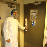 Purehold PRO - Gel Dispensing Hygienic Door Handle