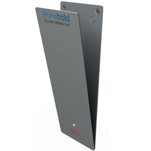 Purehold PUSH - Antibacterial Door Push Plate