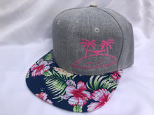 Load image into Gallery viewer, Tropical Print Hat - One Size Fits All, Unisex