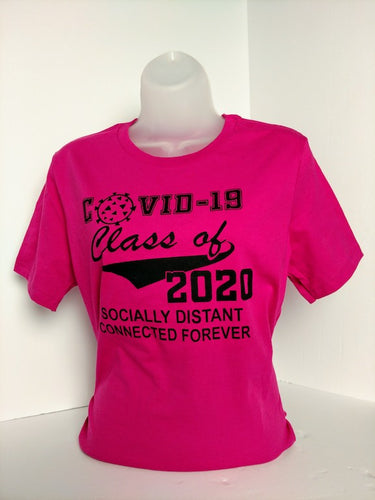 COVID-19 CLASS OF 2020 T-Shirts