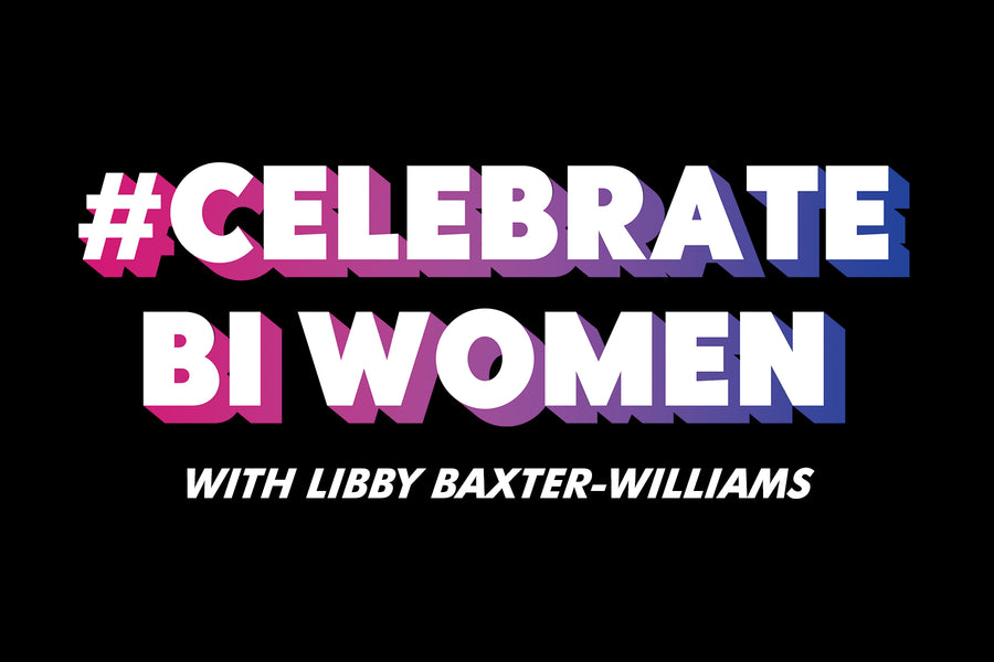 #CelebrateBiWomen | Libby Baxter-Williams