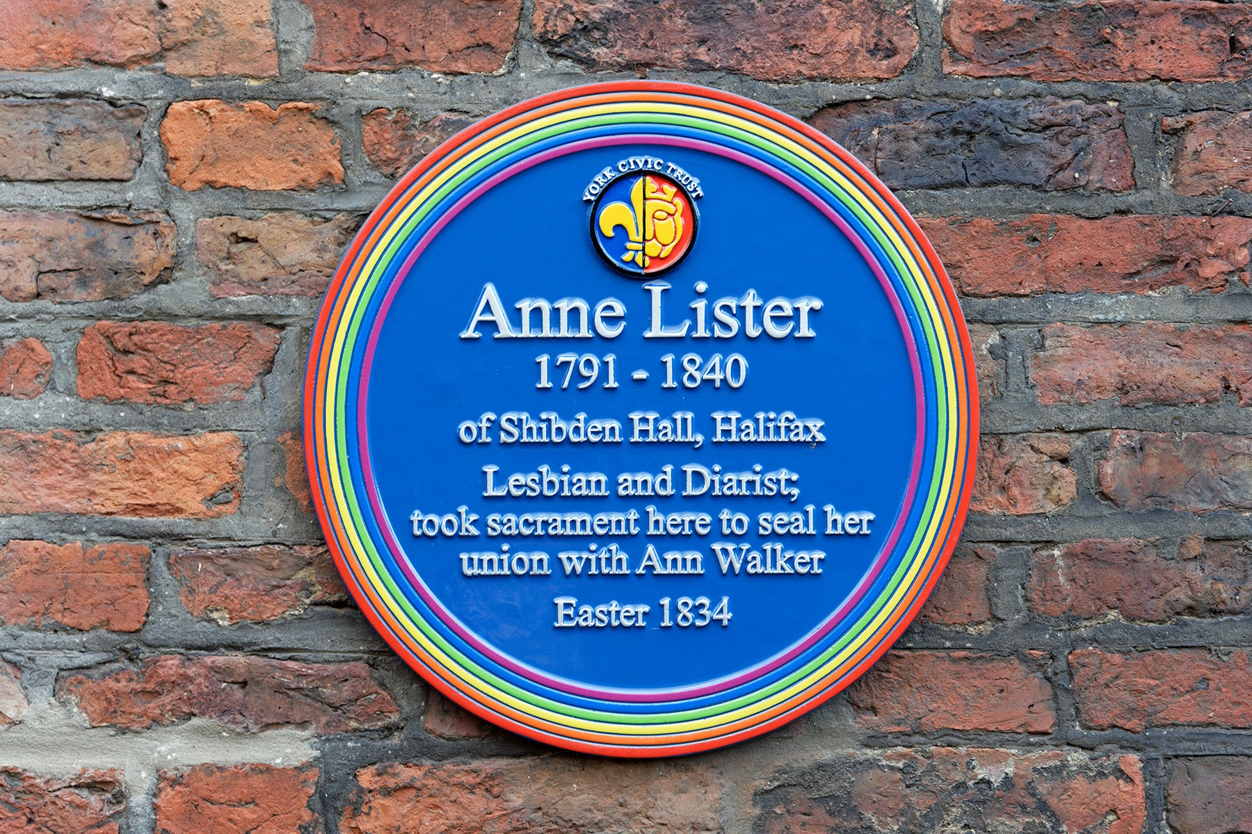 Anne Lister | Gentleman Jack | Queer Women You Should Know About