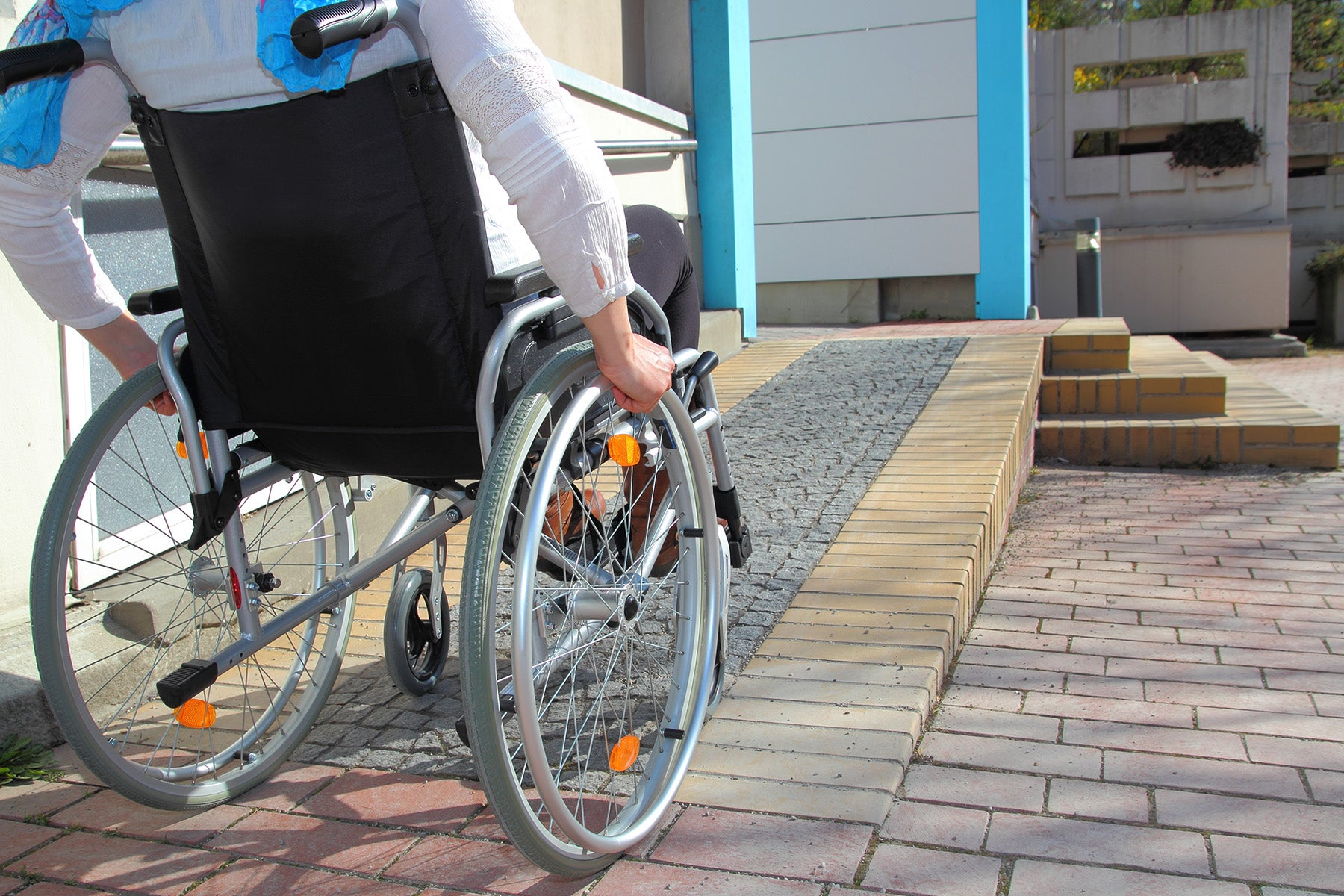 Wheelchair Access | Queer Accessibility