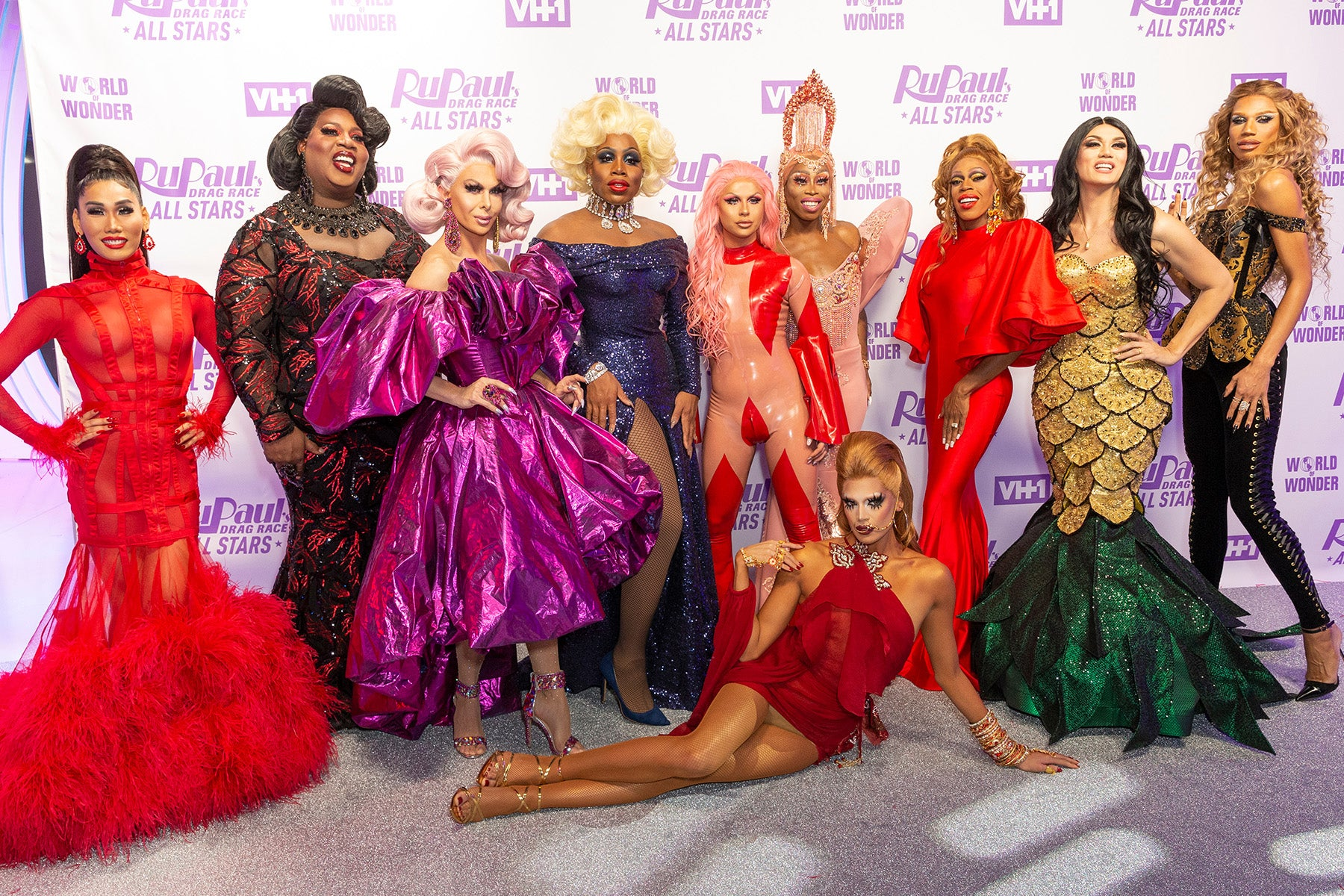 RuPaul's Drag Race Contestants | Drag Race All Stars