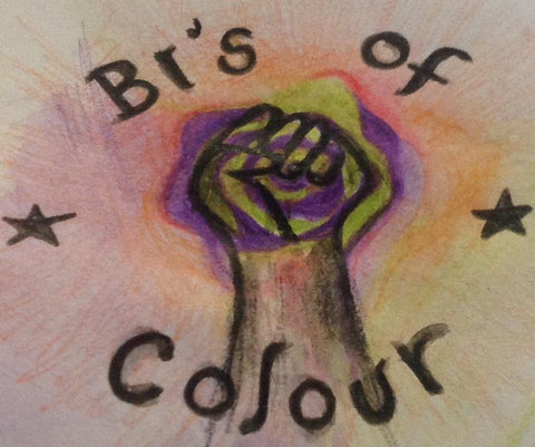 Bi's of Colour Logo