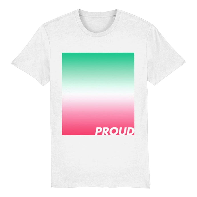 Abrosexual Pride T Shirt | Proud Abrosexual | Rainbow & Co