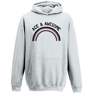 Ace & Awesome Hoodie | Rainbow & Co