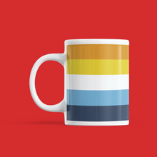 Load image into Gallery viewer, Aroace Pride Mug | Rainbow & Co
