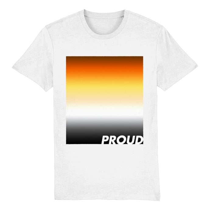 Bear Pride T Shirt | Proud Bear Flag Shirt | Rainbow & Co