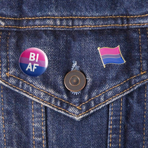 Bisexual Pride Pin | Rainbow & Co