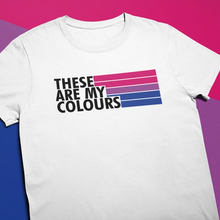Load image into Gallery viewer, Bisexual Flag Clothing | Rainbow & Co