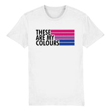Load image into Gallery viewer, Bisexual Pride Flag Shirt | Rainbow & Co