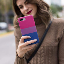 Load image into Gallery viewer, Bisexual Phone Case | Rainbow & Co