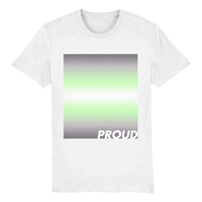 Demiandrogyne Pride T Shirt | Demiandro Flag Shirt | Rainbow & Co