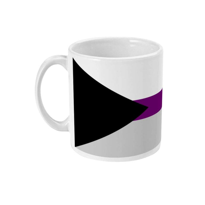 Demisexual Pride Flag Coffee Mug | Rainbow & Co