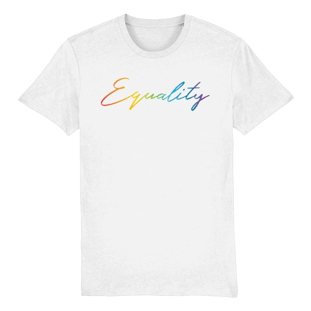 Equality T Shirt | Rainbow & Co