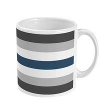 Load image into Gallery viewer, Greygender Mug | Rainbow & Co