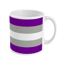 Load image into Gallery viewer, Greysexual Mug | Rainbow & Co