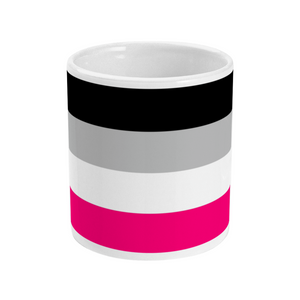 Gynephilia Flag Mug | Rainbow & Co
