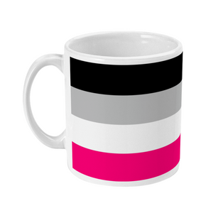 Gynephilia Flag Coffee Mug | Rainbow & Co