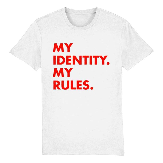 My Identity My Rules Pride Shirt | Rainbow & Co