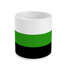 Load image into Gallery viewer, Neutrois Flag Mug | Rainbow & Co