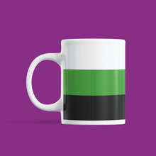 Load image into Gallery viewer, Neutrois Pride Mug | Rainbow & Co