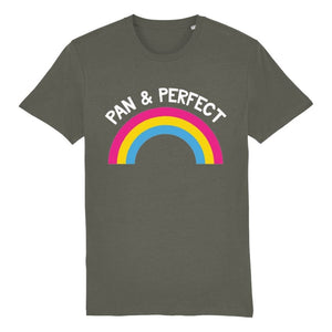 Pan & Perfect T Shirt | Rainbow & Co
