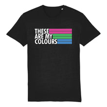 Load image into Gallery viewer, Polysexual Flag Shirt | Rainbow & Co