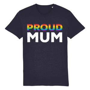 Pride Shirt for Mum | Proud Mum | Rainbow & Co
