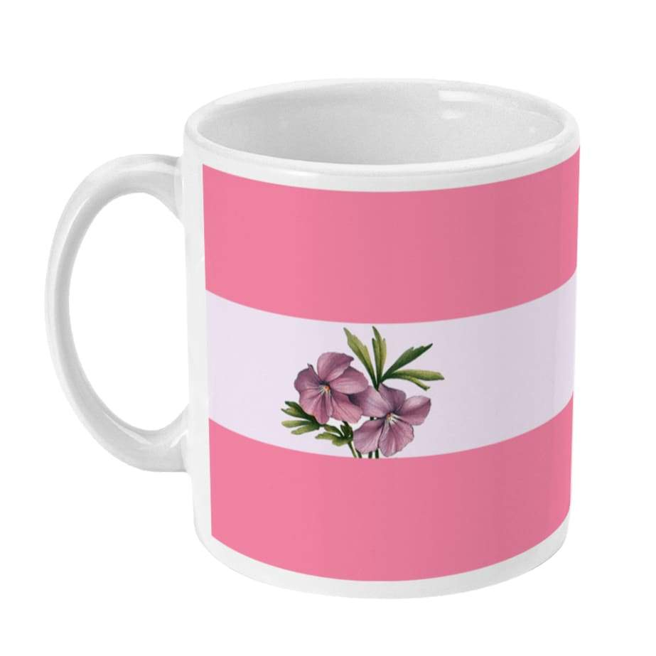 Sapphic Pride Flag Coffee Mug | Rainbow & Co