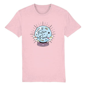 The Future Is Fluid | Cotton Pink | Rainbow & Co