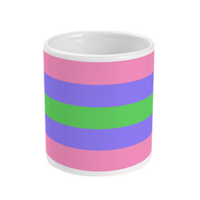 Load image into Gallery viewer, Trigender Flag Mug | Rainbow & Co