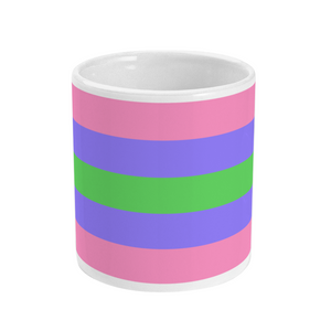 Trigender Flag Mug | Rainbow & Co