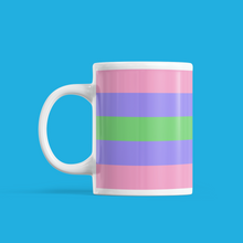 Load image into Gallery viewer, Trigender Pride Mug | Rainbow & Co