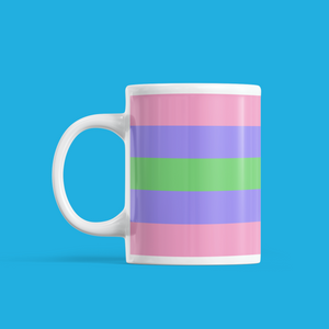 Trigender Pride Mug | Rainbow & Co