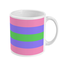 Load image into Gallery viewer, Trigender Mug | Rainbow & Co