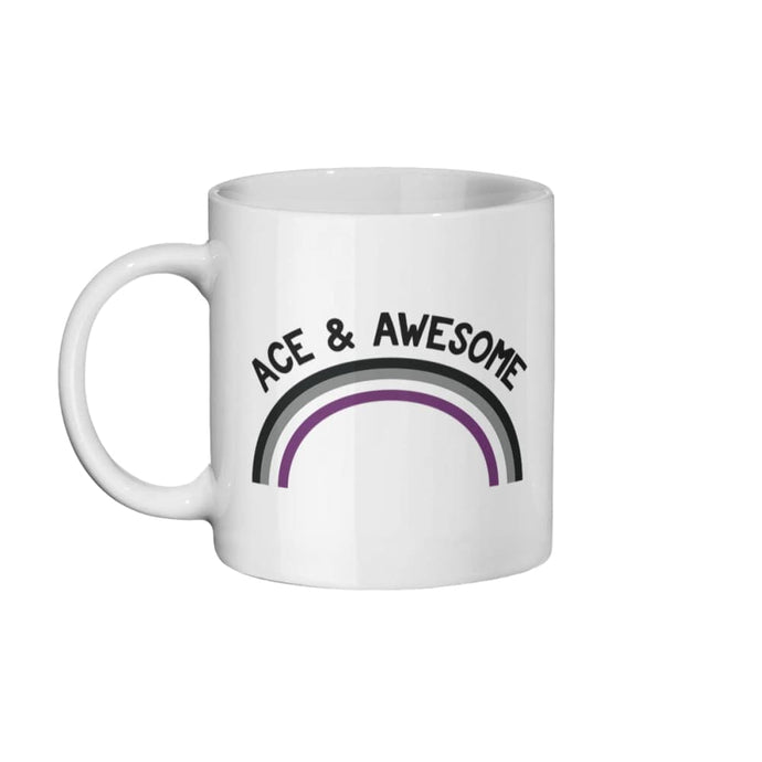 Ace & Awesome Coffee Mug | Rainbow & Co